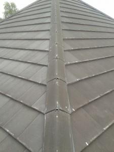 New Ridge Tiles